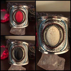 Jewelry - 🆕 Bohemian Vintage Style Cuff Bracelet